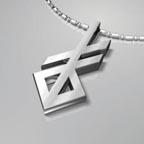 Icelandic Silver Rune Necklaces
