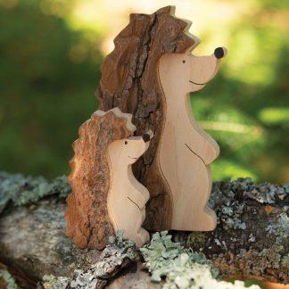 Bark Wood Trees & Animals