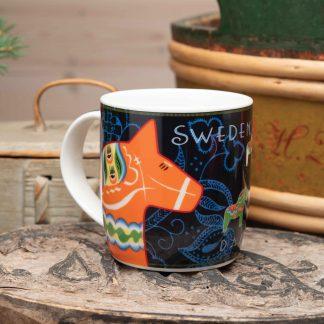 Swedish Mugs & Tiles