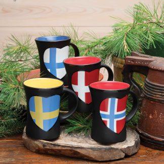Finnish and Danish Mugs & Tiles