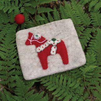 Felt Purses and Ornaments